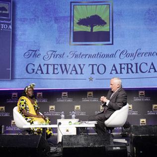 Gateway to Africa