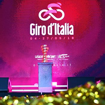 GIRO D'ITALIA BIG START ISRAEL